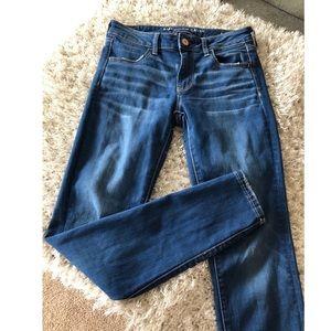 American Eagle Jegging Skinny Jeans Size 8